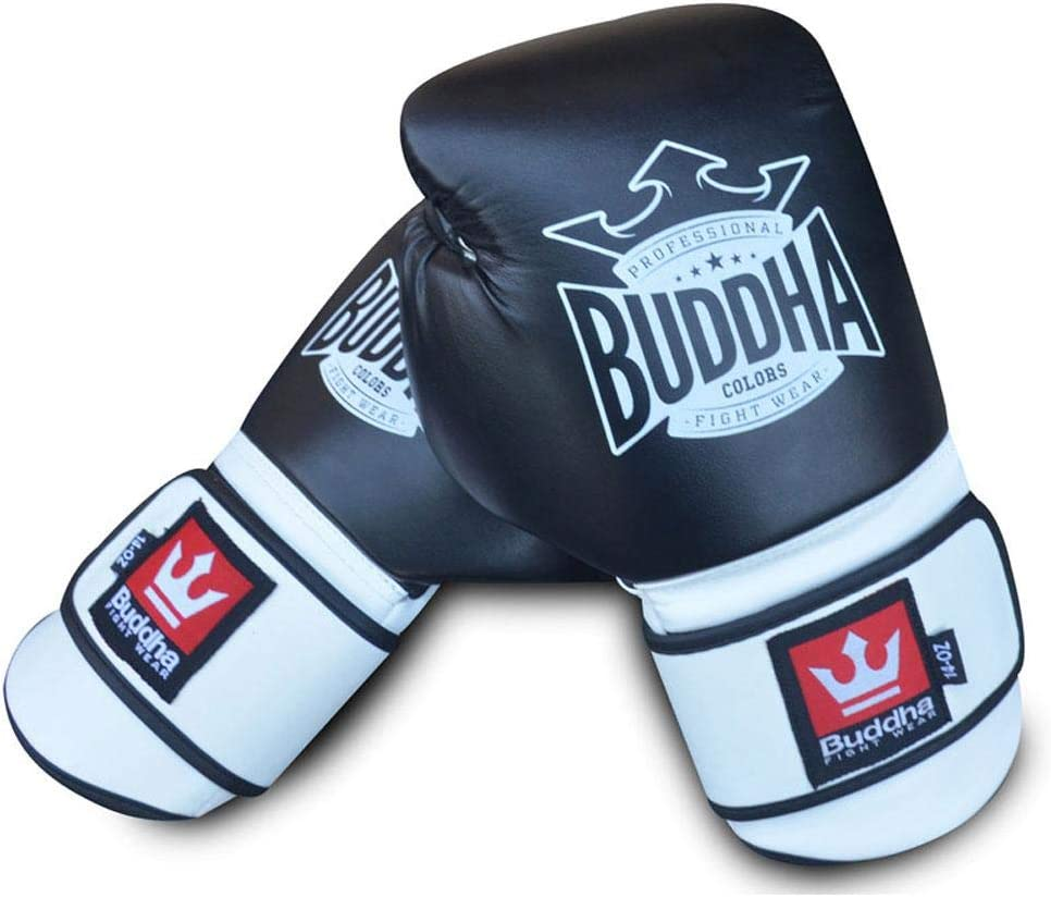 Guantes de Boxeo Muay Thai Kick Boxing Buddha Colors