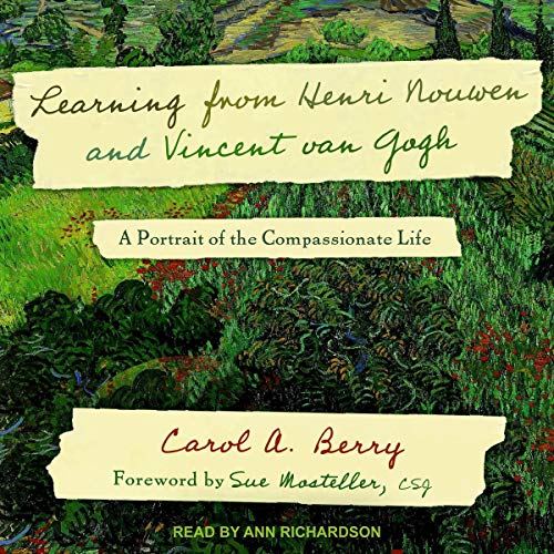 Learning from Henri Nouwen and Vincent van Gogh cover art