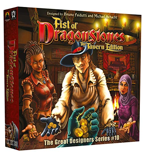 Stronghold Games Fist of Dragonstones Tavern Edition