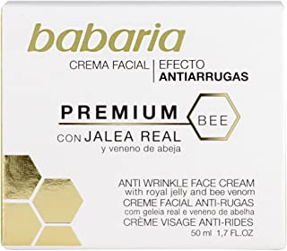 Babaria Veneno De Abeja - Crema antiarrugas 50 ml