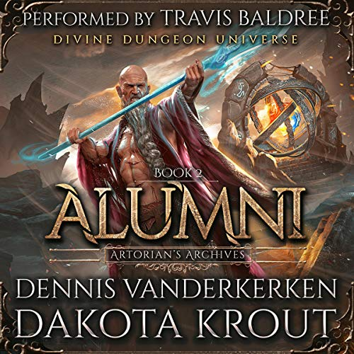Alumni: A Divine Dungeon Series cover art