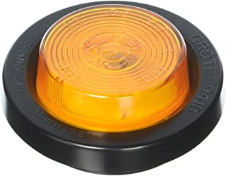 "Grote 45063 Yellow 2"" Clearance Marker Light, Kit (45823 + 92120 + 67050)"