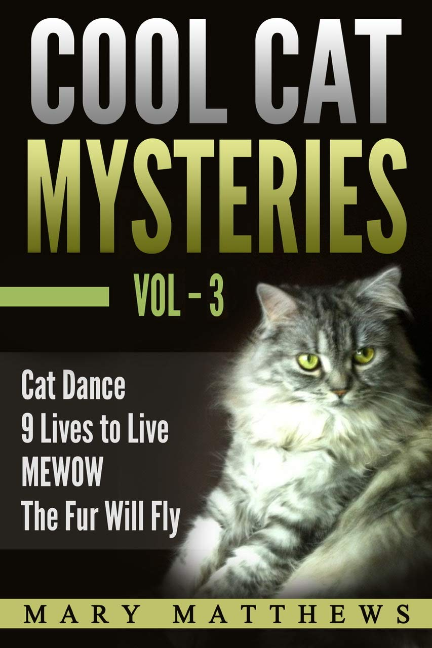 Magical Cool Cat Mysteries Volume 3 (Magical Cool Cats Mysteries) (English Edition)