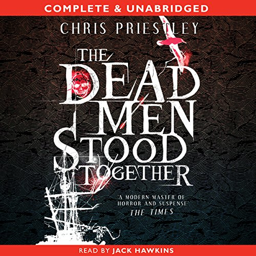 The Dead Men Stood Together audiobook cover art