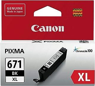Canon CLI671XLBK Black XL