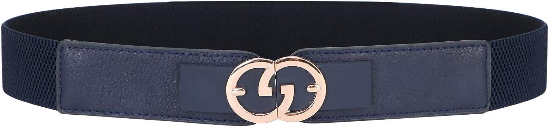Women Elastic Waist Belt for Dress By SANSTHS