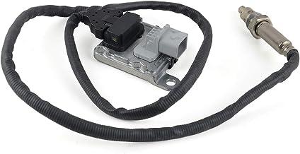 0009053503 replace fit for Benz 2014-2016 E250 2.1L Sprinter 2500//3500 3.0L 3.5L GL350 GLS350 ML250 ML350 kmsensor A0009053503 Nitrogen oxide sensor Nox Sensor 5WK9 6682D