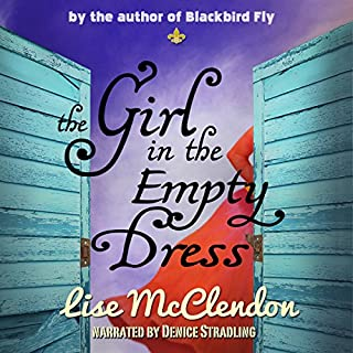 The Girl in the Empty Dress audiobook cover art