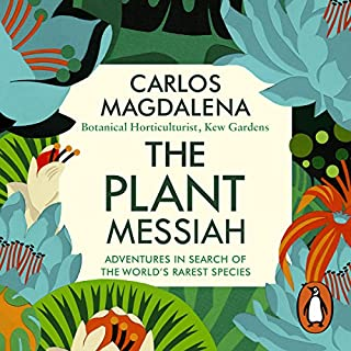 The Plant Messiah cover art