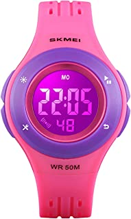youth digital sports watch