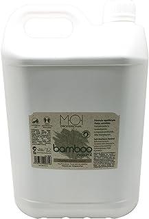 Moi Profesional Champú Profesional Neutro Suave Bamboo Natural sin Parabenos Uso Frecuente 5000 ml(Garrafa) Moi Haircare ...