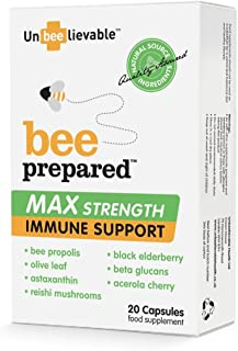 UnBEElievable Bee Prepared - MAX Strength Immune Support -