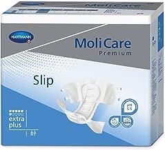 MoliCare Premium Slip Briefs, Extra Plus, Large, Case/90 (3/30s)