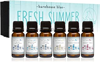 Fresh Summer – Premium Grade Fragrance Oils – Gift Set 6/10ml Bottles –..