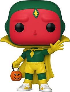 Funko Pop! - Marvel: WandaVision - Figura de vinil de Halloween Vision