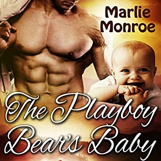 The Playboy Bear's Baby                   By:                                                                                                                                 Marlie Monroe                               Narrated by:                                                                                                                                 Irina Stone                      Length: 3 hrs and 10 mins     19 ratings     Overall 4.4