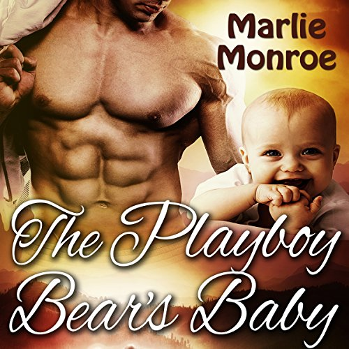 The Playboy Bear's Baby audiobook cover art