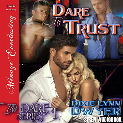 Dare to Trust audiobook cover art