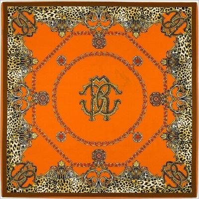 NRWYYD 100% twill zijde vierkante sjaal luipaard riem tijgerprint???groot formaat hoofddoek origineel ontwerp?foulard sjaals?wrap vrouwelijke sjaal???diep oranje