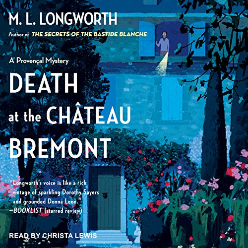 Death at the Chateau Bremont audiobook cover art