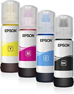 EPSON EcoTank L386 4renk Orijinal Mürekkep