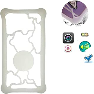 "Universel Case For Tecno Pop 3 Plus Stand Cover Case Compatible 4""-6.6"" Smartphone TM"
