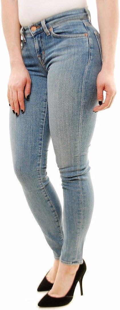JBrand Femmess Leg Avenue Jeans Coastal Style 8110212 Bleu
