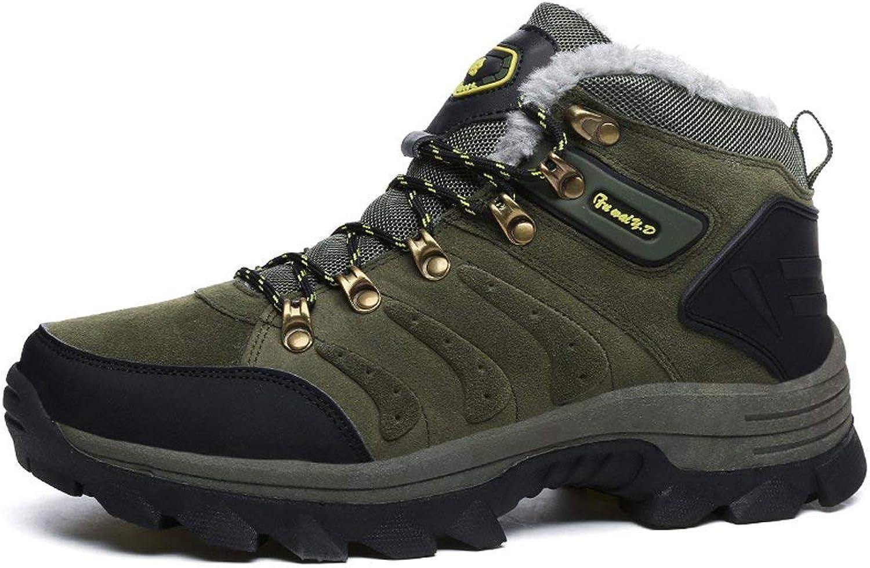 Cici shoes Women's Waterproof Wide Hiking shoes Anti-Skid Walking Sneaker for Running Trekking Outdoor
