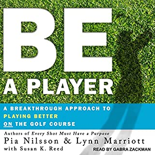 Be a Player audiobook cover art