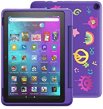 معرفی تبلت Fire HD 10 Kids Pro ، 10.1 اینچ ، 1080p Full HD ، سنین 6 تا 12 ، 32 گیگابایت ، دودل