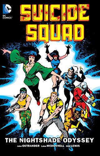 Suicide Squad Vol. 2: The Nightshade Odyssey
