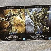 ワンピース MANHOOD フィギュアセット