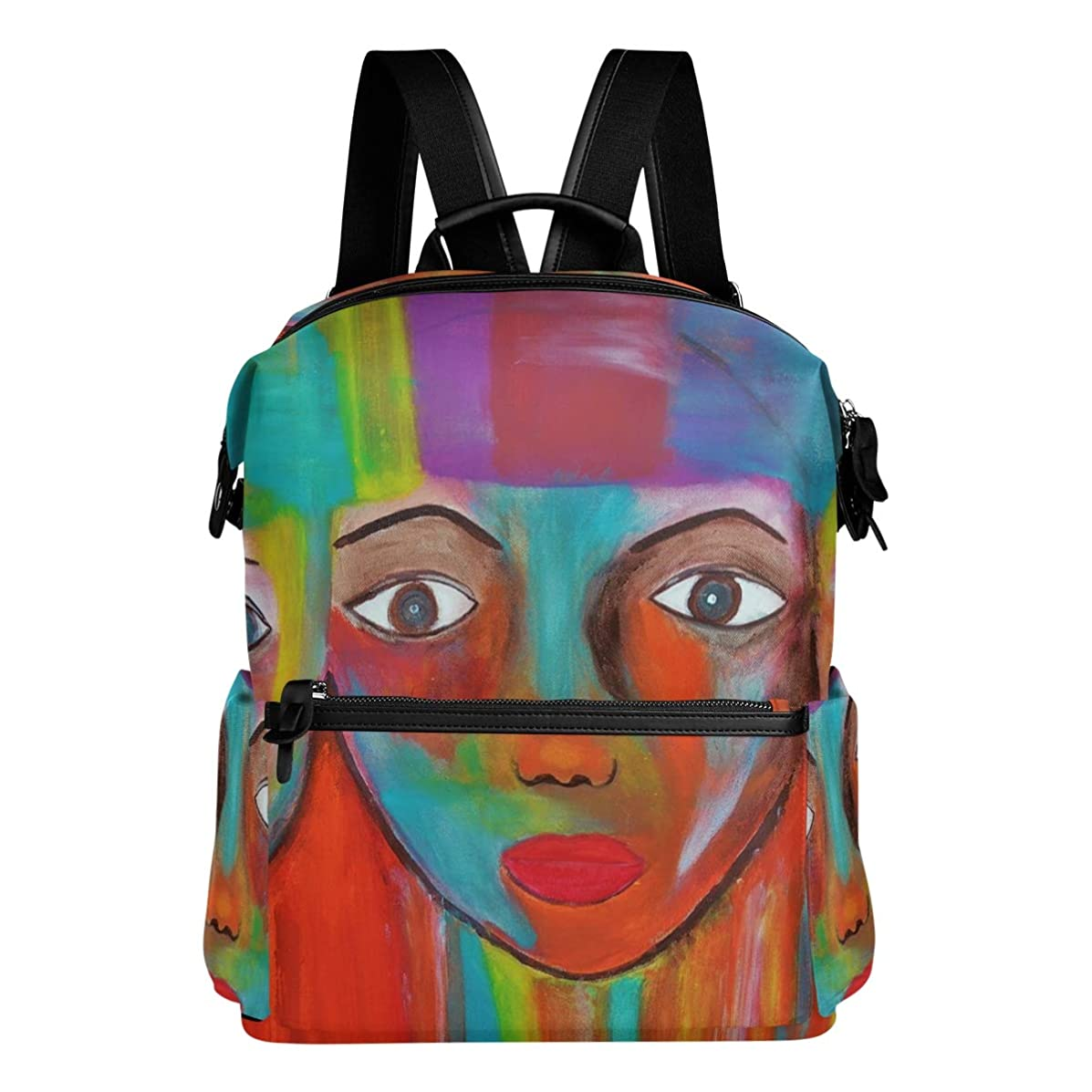 Laptop Backpack New Full Print School Boys and Girls College Travel Backpack Satchel Tote