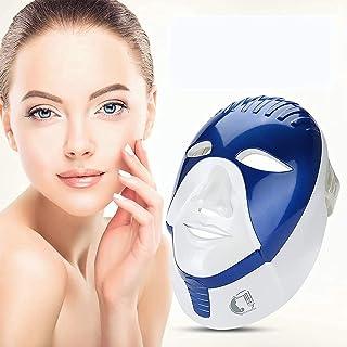 7 Colors Led Face Mask Light Therapy Photon Mask, Skin Rejuvenation Facial Skin Machine For Anti-Wrinkle Anti-Aging