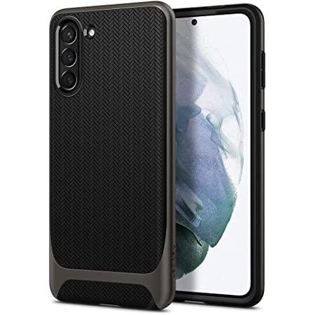 Spigen Neo Hybrid Designed for Galaxy S21 Plus Case (2021) - Gunmetal