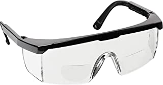 b61053817f voltX 'Classic' Gafas de Seguridad Bifocales (Transparentes +1,50 dioptría)