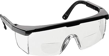 7573bdc399 voltX 'Classic' Gafas de Seguridad Bifocales (Transparentes +1,50 dioptría)