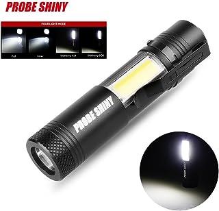 TopTen Fan-Motive Tactical Taschenlampe 4000/Lumen 5/Leuchtmodi zoomable Camping LEDs Licht Taschenlampe f/ür Angeln Jagd Wandern und Outdoor Aktivit/äten