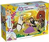 Lisciani Giochi 66759.0–Rapunzel Puzzle DF Supermaxi 108