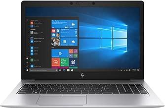 HP EliteBook 850 G6 Laptop Silver (Intel i7-8565U 4-Core, 8GB RAM, 256GB m.2 SATA SSD, Intel UHD 620, 15.6