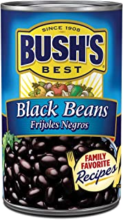 Bush's Best Black Beans, 15 oz