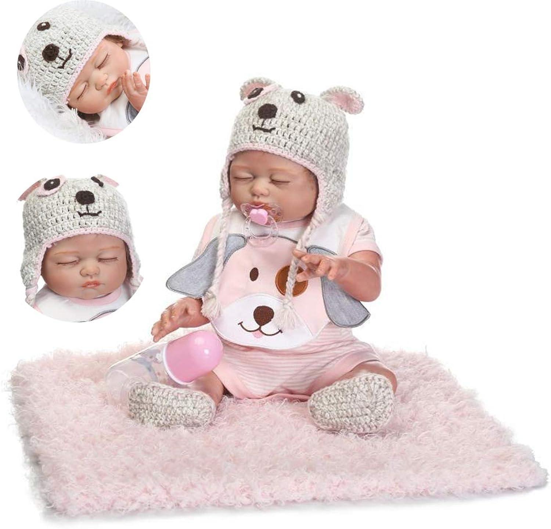 precios mas baratos RENYAYA Reborn bebé bebé bebé muñecas Realista 50CM Silicona Vinilo Hecho a Mano Lifelike recién Nacido bebé muñecas Regalos Juguetes  servicio de primera clase
