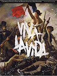 Coldplay: Viva La Vida or Death And All His Friends (PVG). Partitions pour Piano, Chant et Guitare