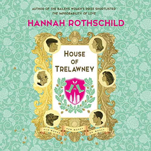 House of Trelawney  By  cover art