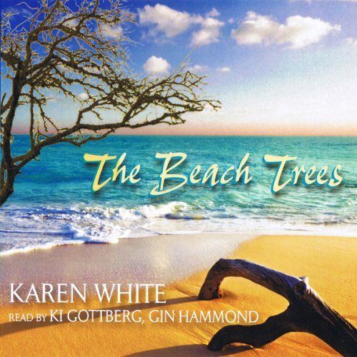 The Beach Trees audiobook cover art