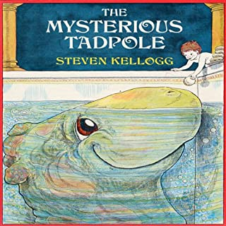The Mysterious Tadpole audiobook cover art