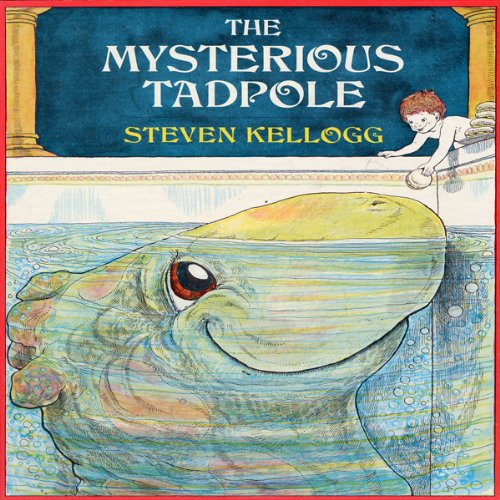 The Mysterious Tadpole  cover art