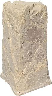 Dekorra Fake Rock Pedestal Cover Model 113 Sandstone
