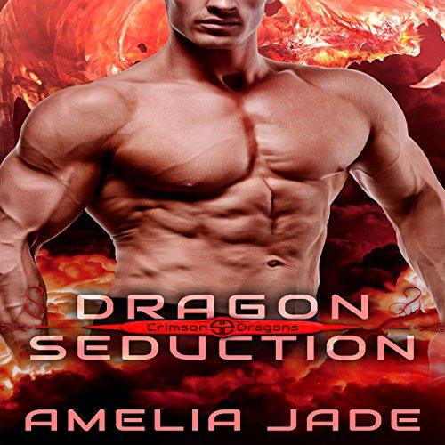 Dragon Seduction audiobook cover art