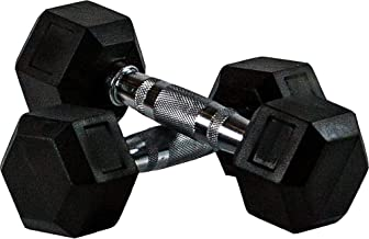 Sky Land Neo Hex Dumbell Set, 30Kg x 2 - Black, Em-9260-30